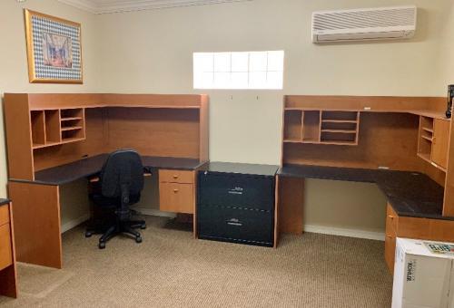 Lynette Hansen - Larger Office back